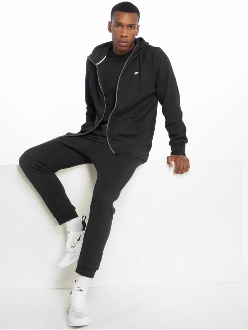 Nike Zip Hoodie Me Hoodie FZ Waffle schwarz