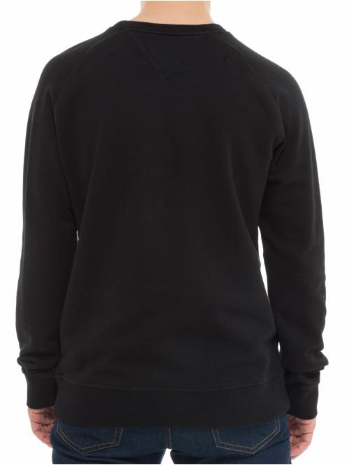 Nudie Jeans Pullover Samuel GBG Harbour schwarz