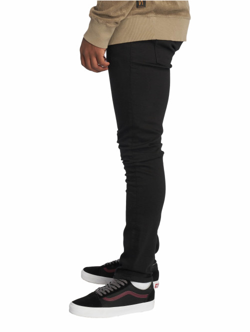 Nudie Jeans Skinny Jeans Tight schwarz