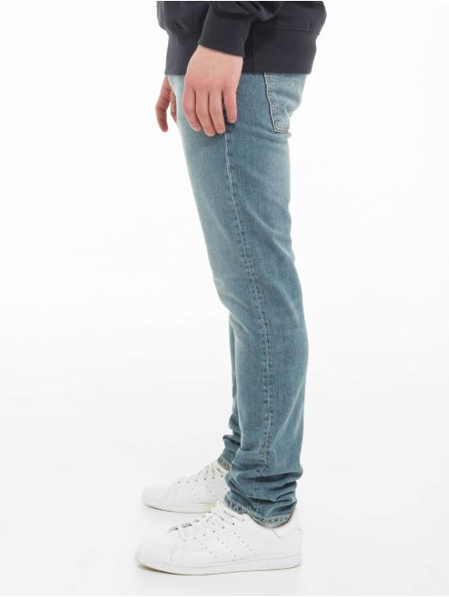Nudie Jeans Slim Fit Jeans Lean Dean blau