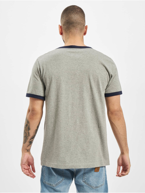 Nudie Jeans T-Shirt Kurt Nudie Jeans Co grau