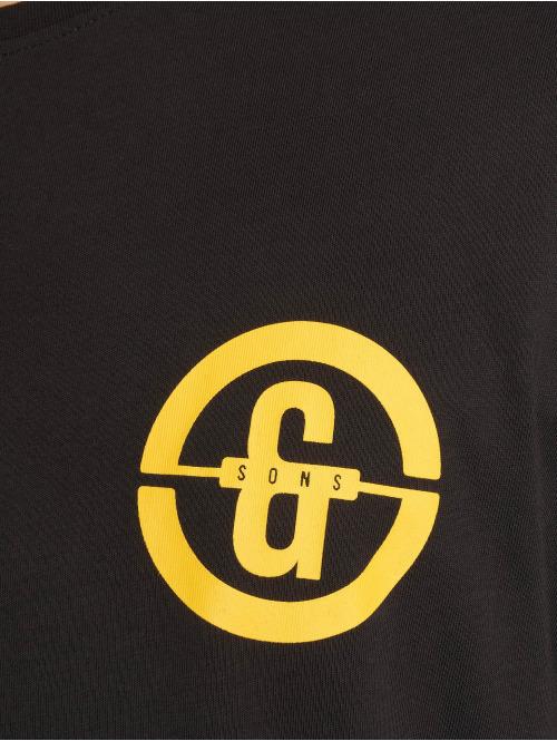 Only & Sons T-Shirt onsEdward Logo schwarz