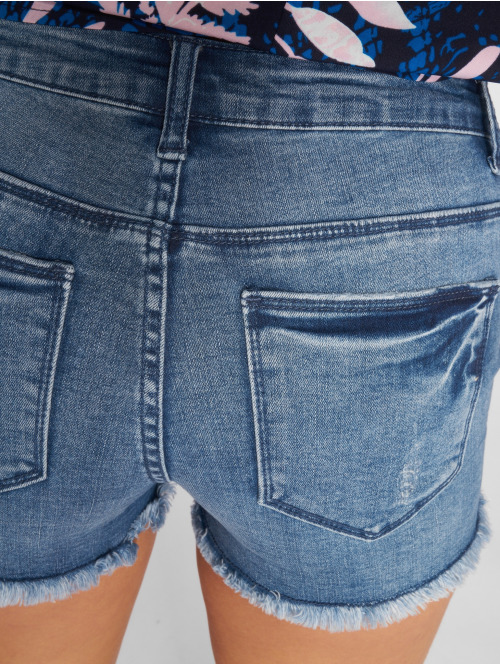 Only Shorts onlPearl blau