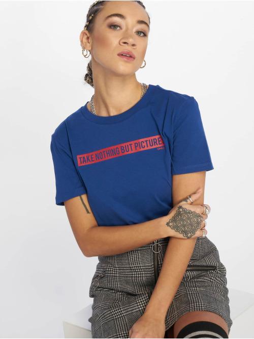 Only T-Shirt onlfSense blau