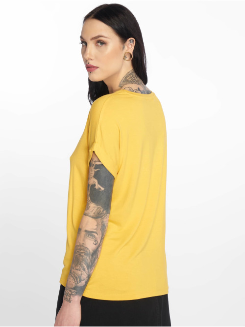 Only T-Shirt onlMoster gelb