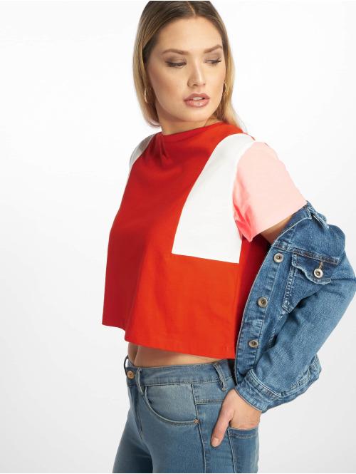 Only T-Shirt onlfTeam orange