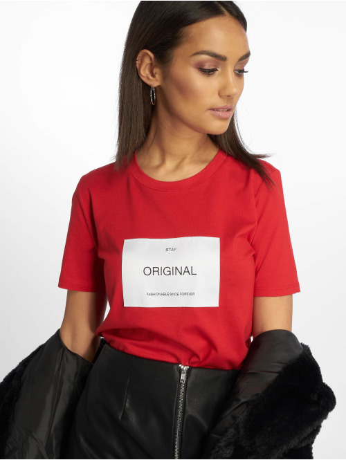 Only T-Shirt wfLux rot
