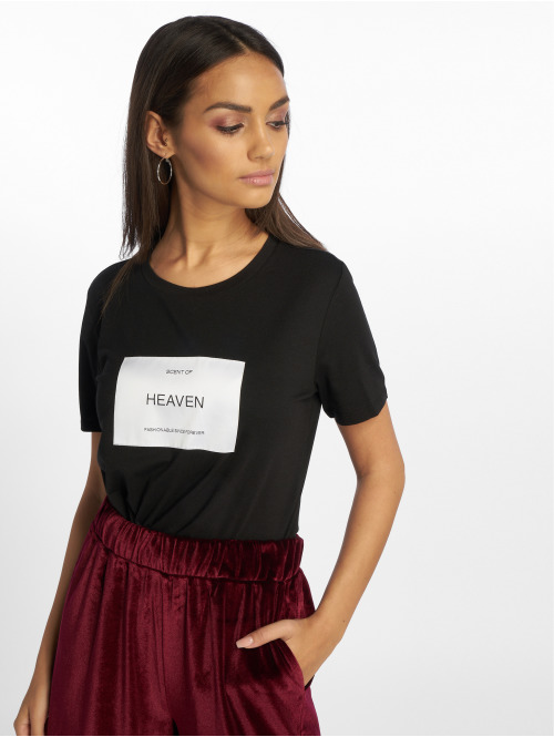 Only T-Shirt wfLux schwarz