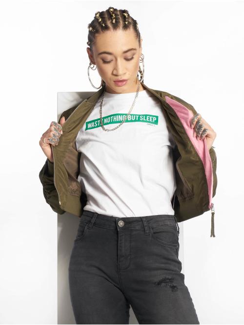 Only T-shirts onlfSense hvid