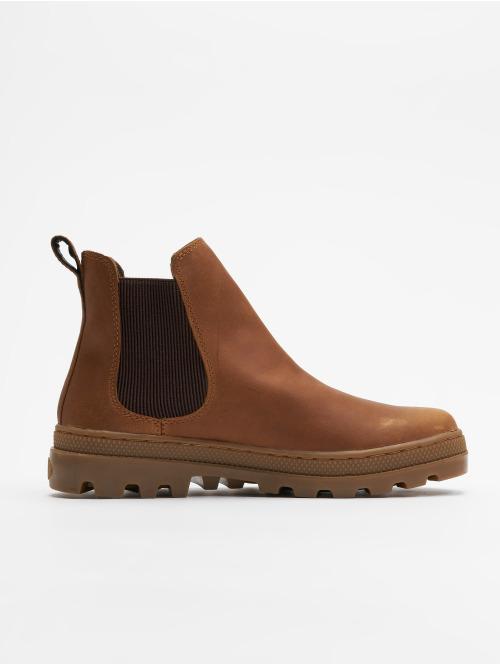 Palladium Boots Pallabosse Chelsea braun
