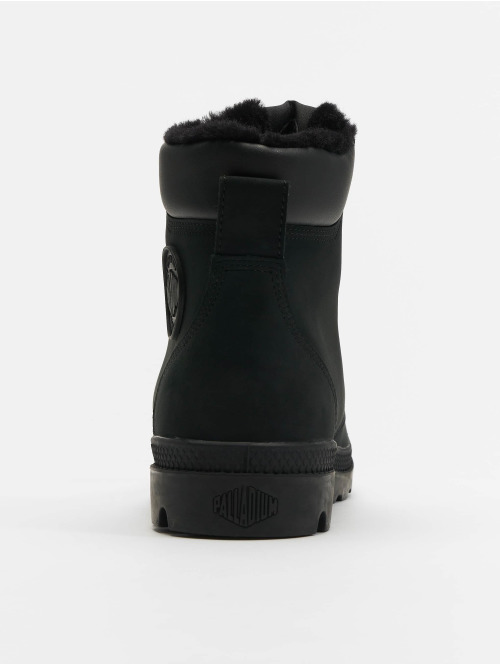 Palladium Boots Pampa Sport Cuff schwarz