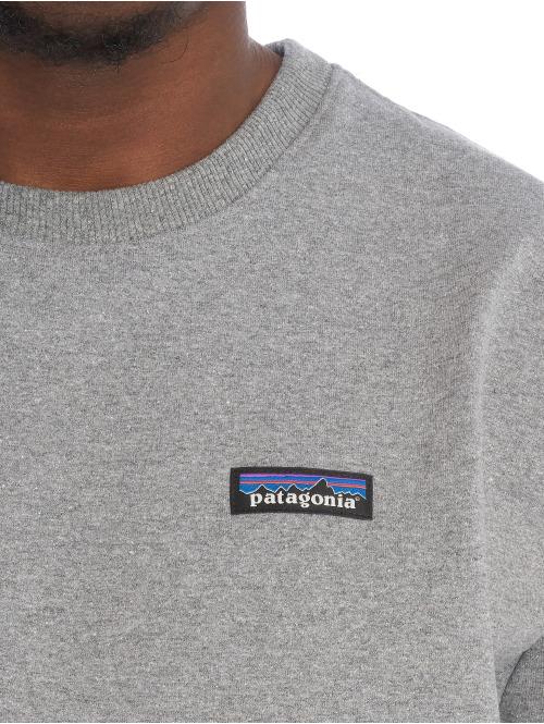 Patagonia Pullover M's P-6 Label Uprisal grau
