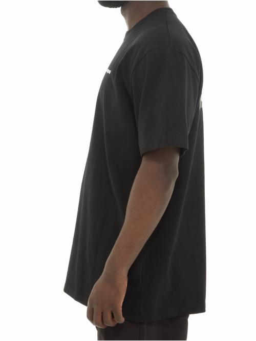 Patagonia T-Shirt M's P-6 Logo Responsibili schwarz