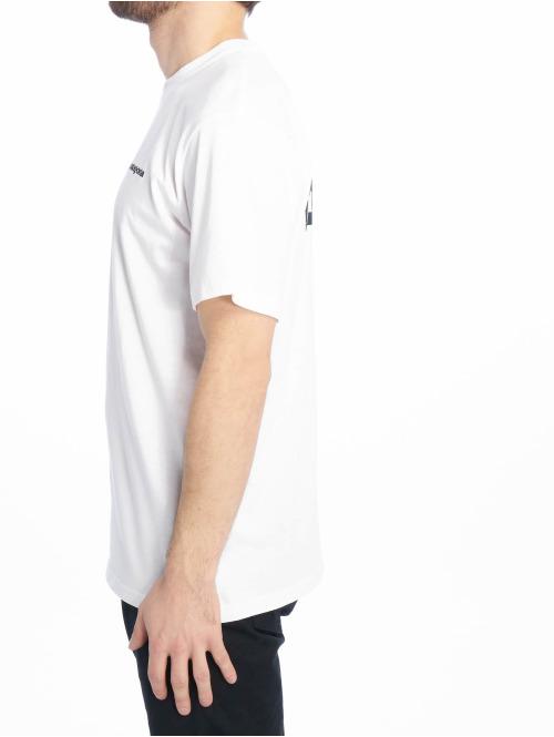 Patagonia T-Shirt M's P-6 Logo Responsibili weiß