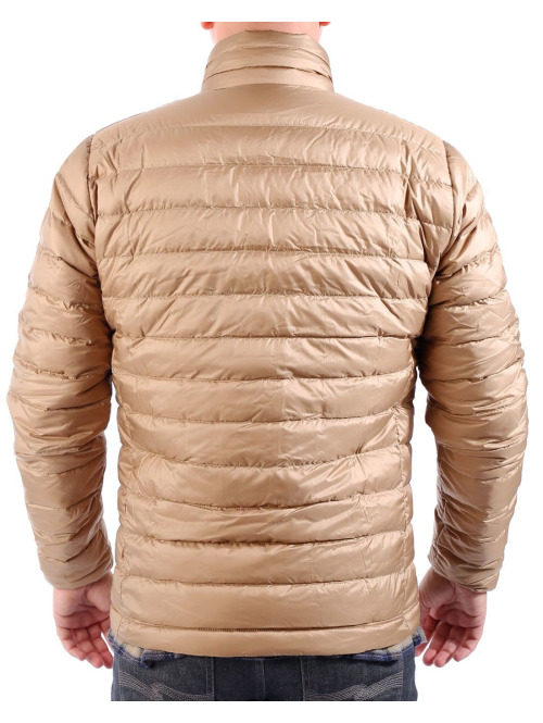Patagonia Winterjacke Down Sweater braun