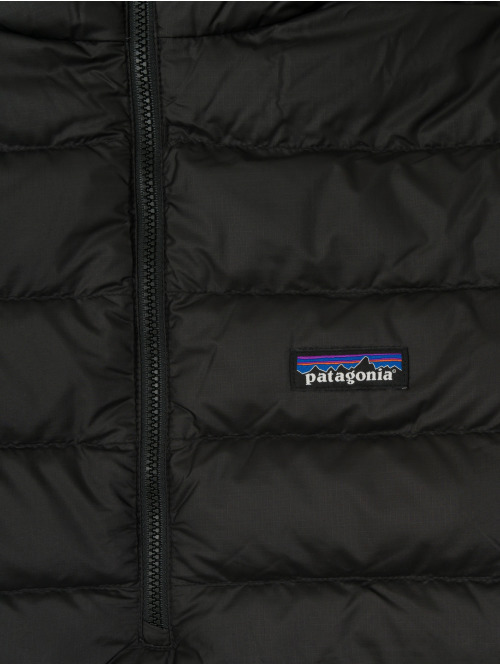 Patagonia Winterjacke M's Down Sweater schwarz