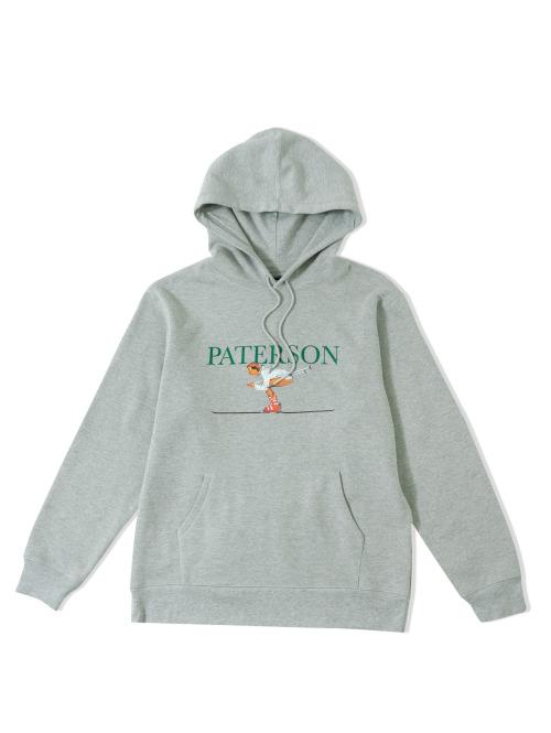Paterson Hoody Dawn Patrol grau