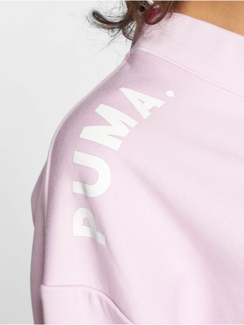 Puma Pullover Chase Crew violet