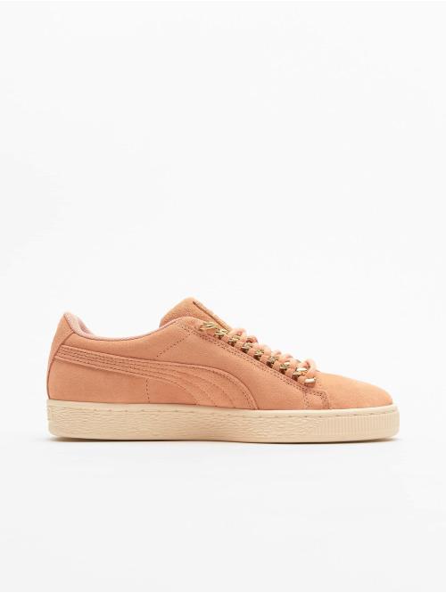 Puma Sneaker Suede Classic X orange