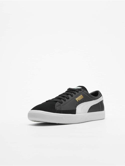 Puma Sneaker Basket 90680 schwarz