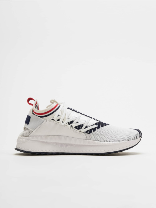 Puma Sneaker Tsugi Jun Sport Stripes weiß