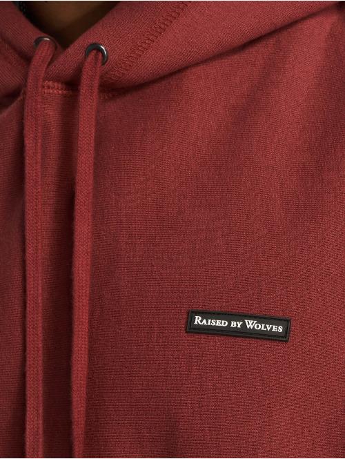 Raised by Wolves Hoody PVC Logo rot