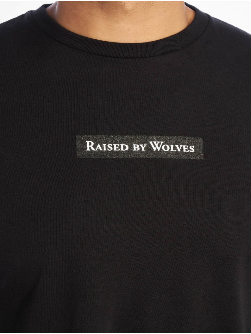 Raised by Wolves T-Shirt Beasts schwarz