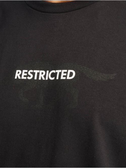 Raised by Wolves T-Shirt Restricted schwarz