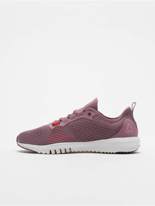 Reebok Performance Baskets Flexagon pourpre