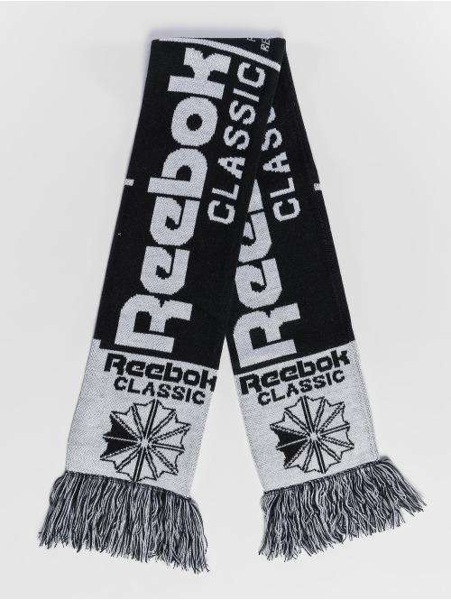 Reebok Schal Classic Football Fan schwarz