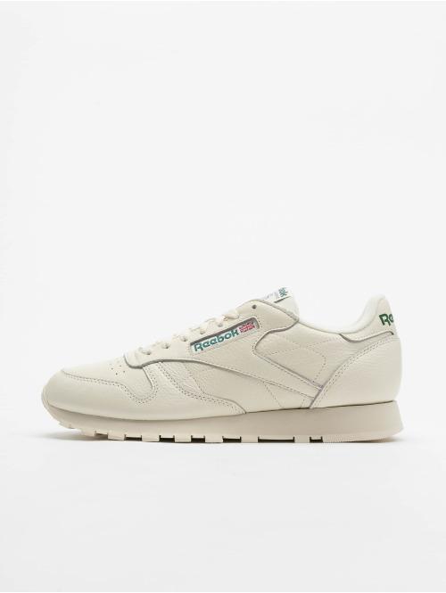 Reebok Sneaker Classic Leather Mu grau