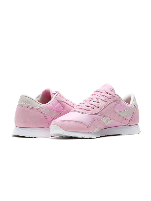 Reebok Sneaker Classic Nylon X Face pink