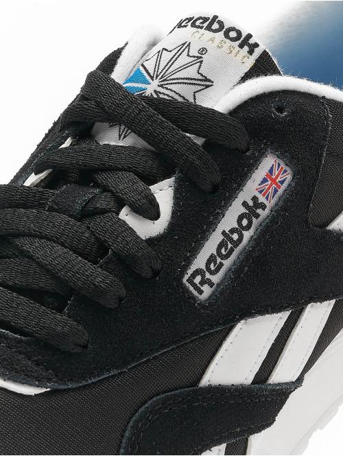 Reebok Sneaker Classic Leather schwarz
