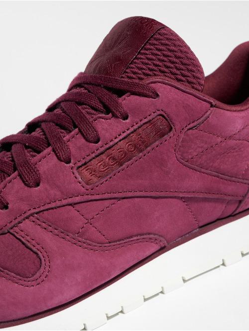 Reebok Sneaker CL LTHR violet