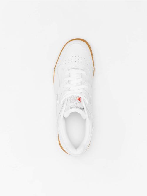 Reebok Sneaker Workout Plus weiß