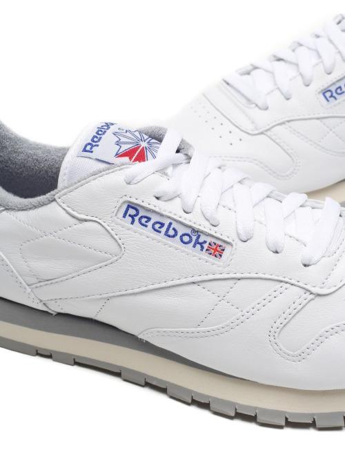 Reebok Sneaker Classic Leather Vintage weiß