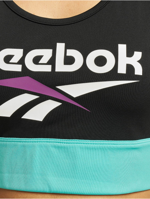 Reebok Sport BH V P schwarz