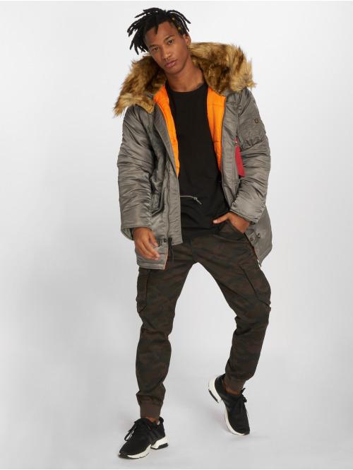 Reell Jeans Cargohose Reflex Rib camouflage