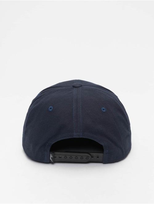 Reell Jeans Snapback Cap Suede blau