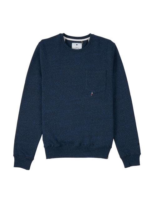 Revolution Pullover Bjarke blau
