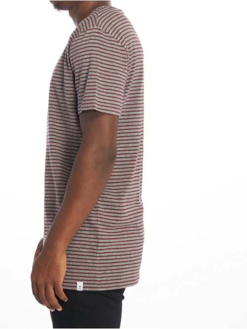 Revolution T-Shirt Lasse grau