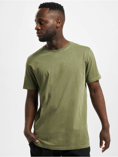 Revolution T-Shirt Asger olive