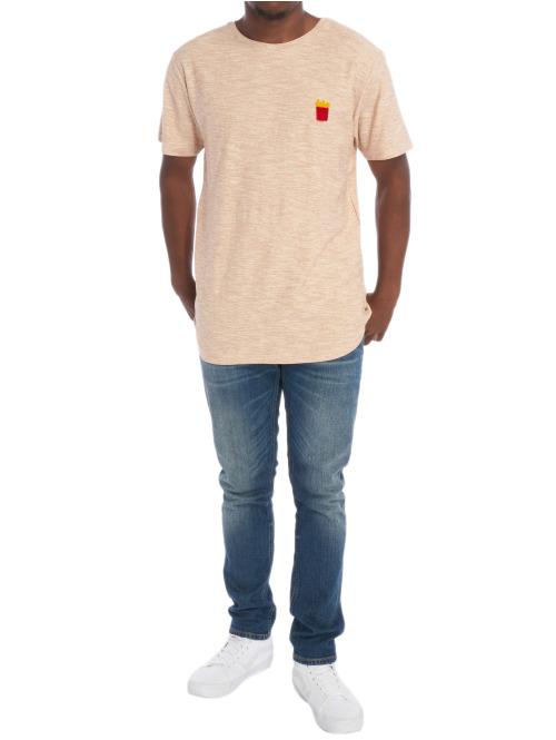 Revolution T-Shirt 1894 Tee orange