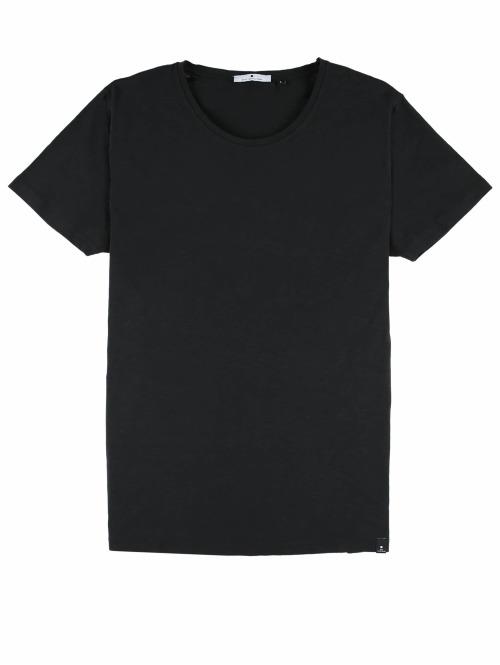 Revolution T-Shirt Round Neck schwarz