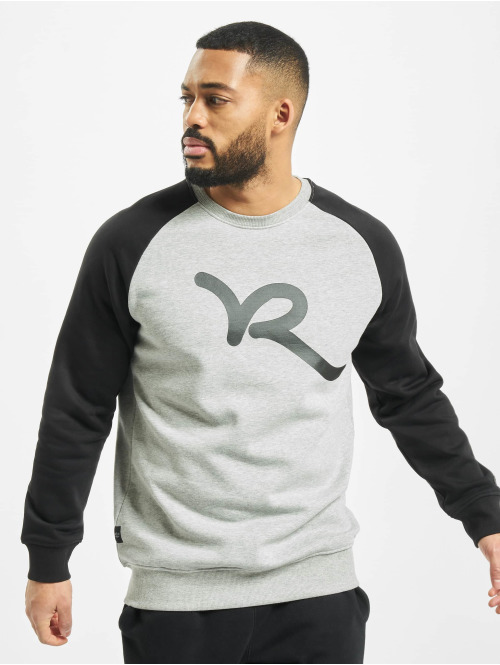 Rocawear Jumper  Logo Crewneck Grey Melan...
