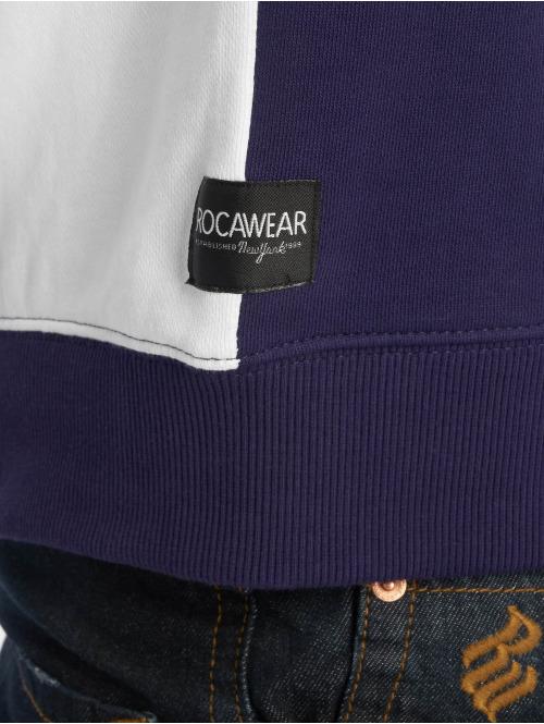 Rocawear Pullover Stripes blau