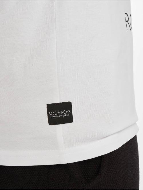 Rocawear Tank Tops Logo weiß