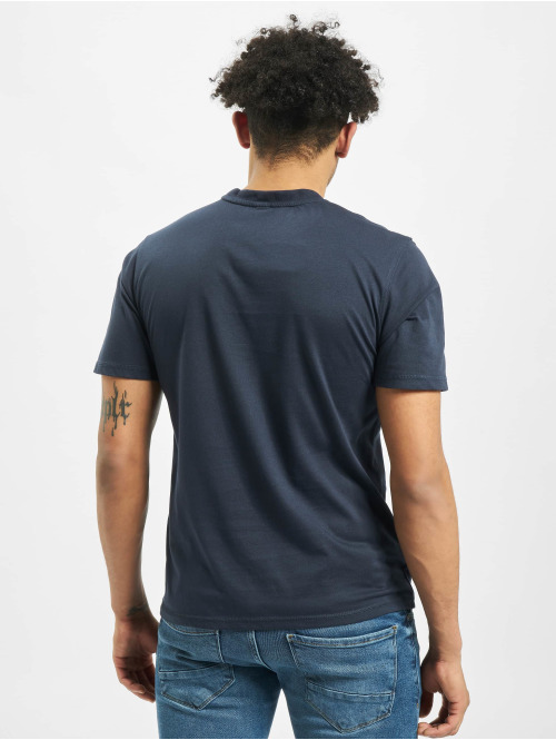 Sergio Tacchini T-Shirt Elbow blau