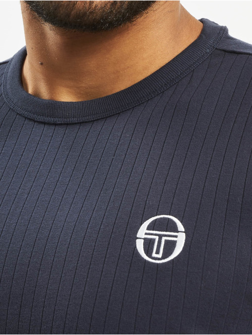 Sergio Tacchini T-Shirt Drop blau