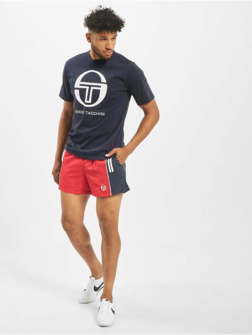 Sergio Tacchini T-Shirt Iberis blau